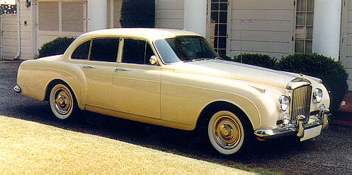 Bentley S2 Continental Flying Spur by Mulliner (1959) Wallpapers ...