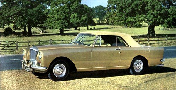 H.J. Mulliner Bentley S2 Continental Flying Spur #BC98AR 1960 ...
